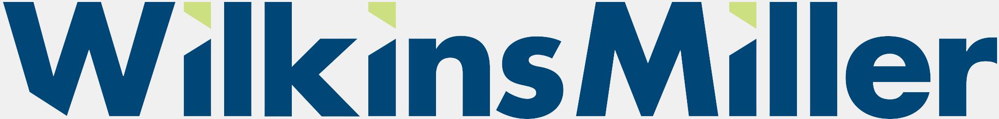 Large transparent WilkinsMiller text image